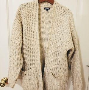 Tildon Nordstrom Knit Open Cardigan